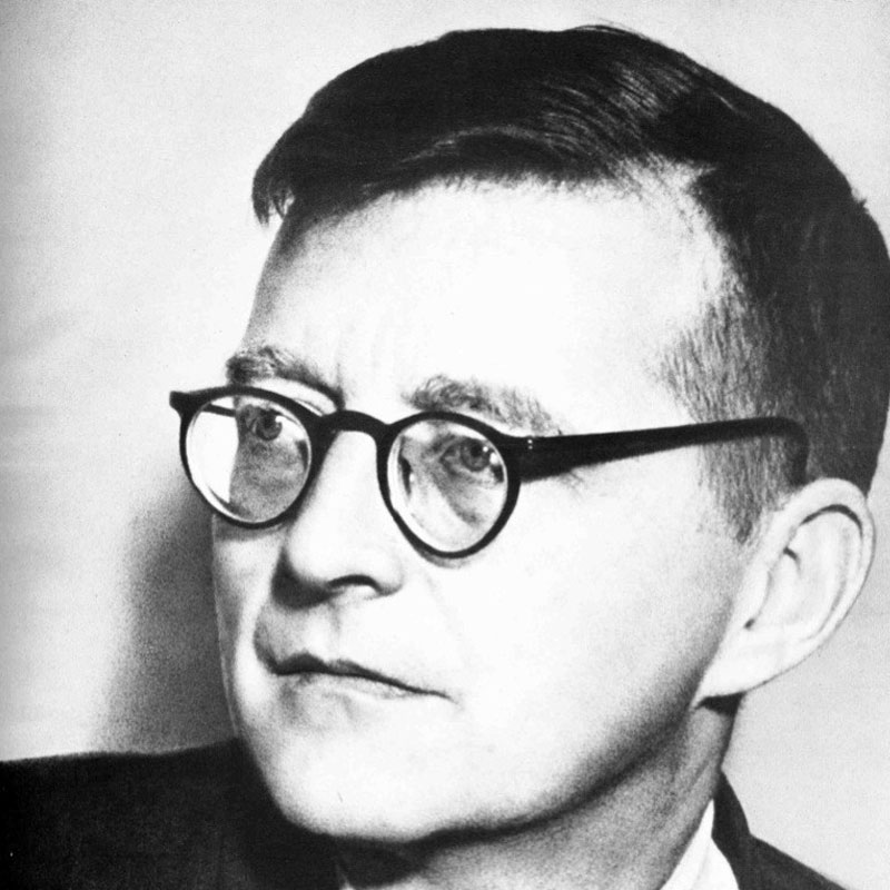 Shostakovich: Six Songs on poems by Tsvetaeva